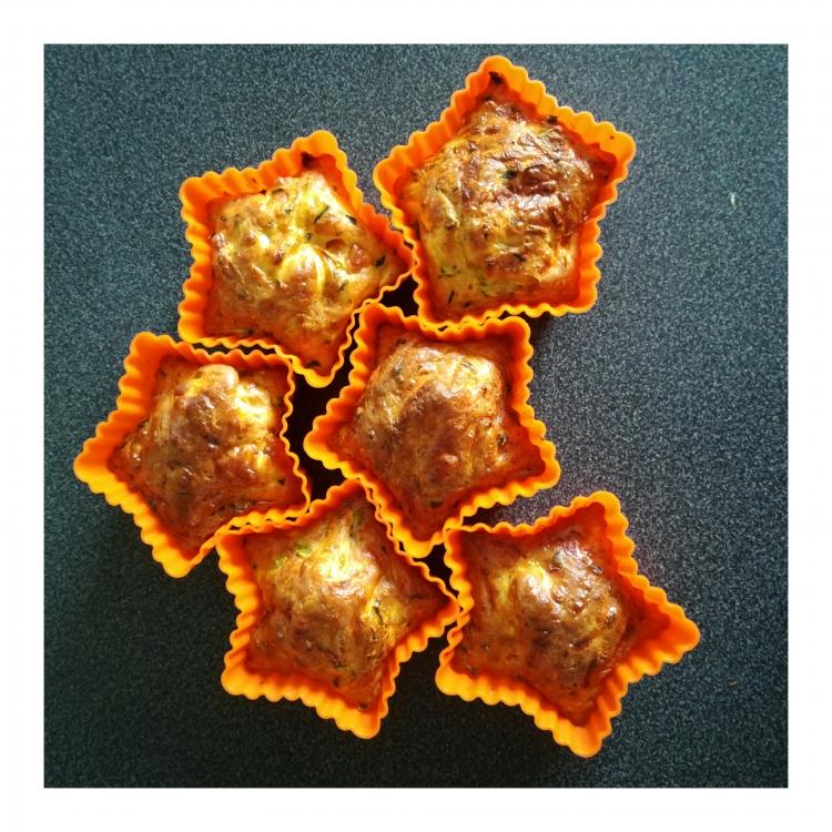 muffins veggie